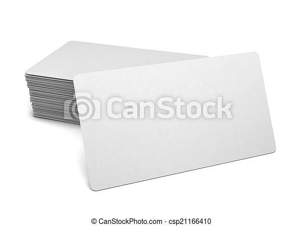 Business cards - csp21166410