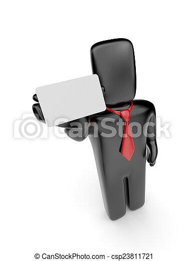 Business Cards - csp23811721