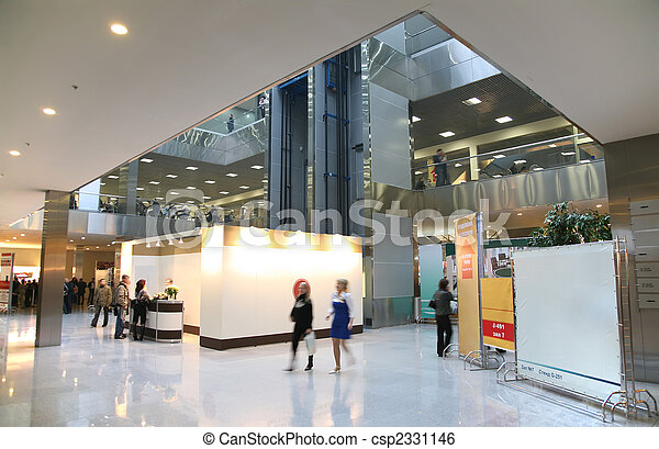 business center indoor - csp2331146