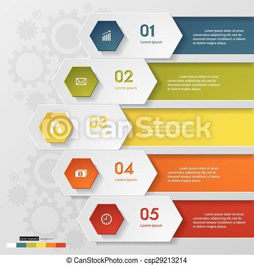Design business chart 5 steps diagram templategraphic or website design business chart 5 steps diagram templategraphic or website layout simpleeditable vector ccuart Choice Image