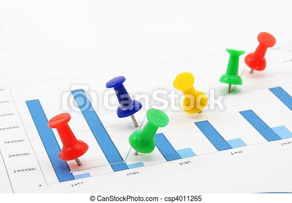 business chart - csp4011265