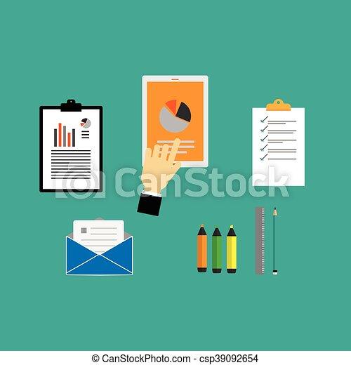 Business - csp39092654