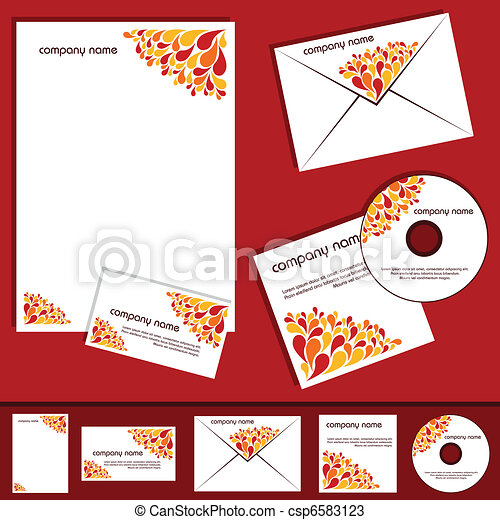 business collection - csp6583123