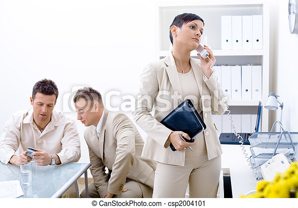 Business Communication - csp2004101