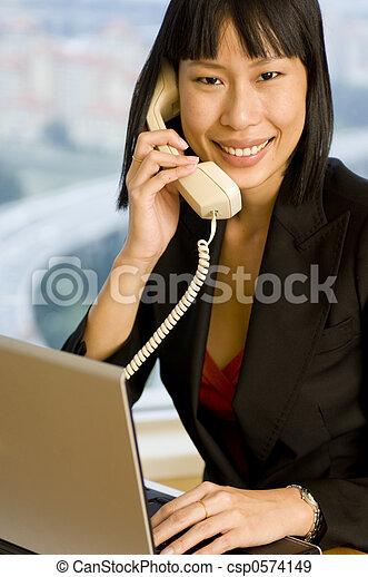Business Communications - csp0574149
