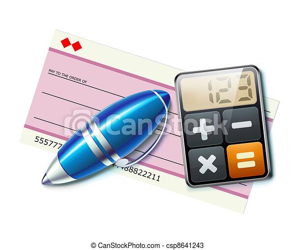business concept - csp8641243