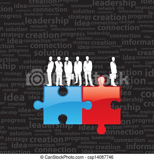Business concept - csp14087746