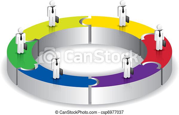 Business concept - csp6977037