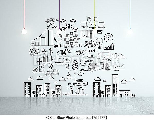 business concept - csp17588771