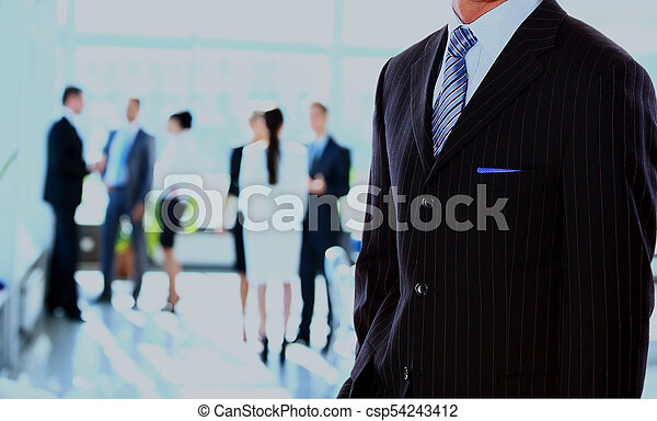 business concept. - csp54243412