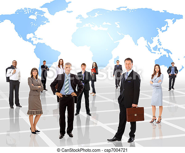Business concept - csp7004721