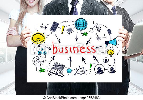 Business concept - csp42562483
