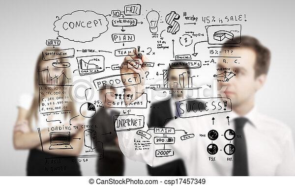 business concept - csp17457349