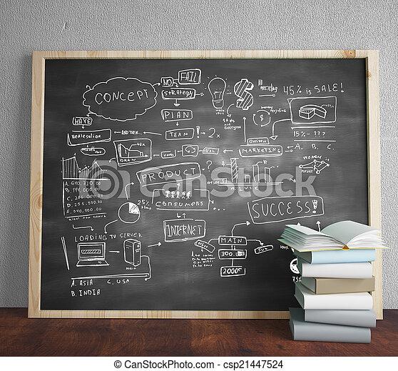 business concept - csp21447524