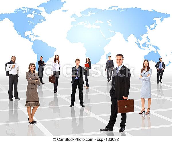 Business concept - csp7133032