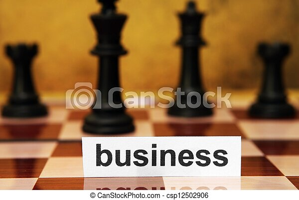 Business concept - csp12502906