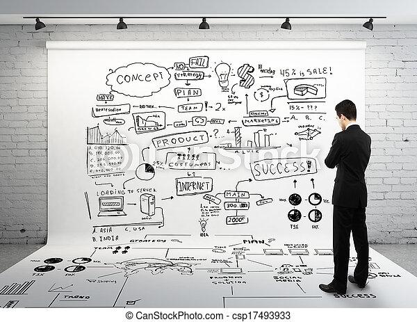 business concept - csp17493933
