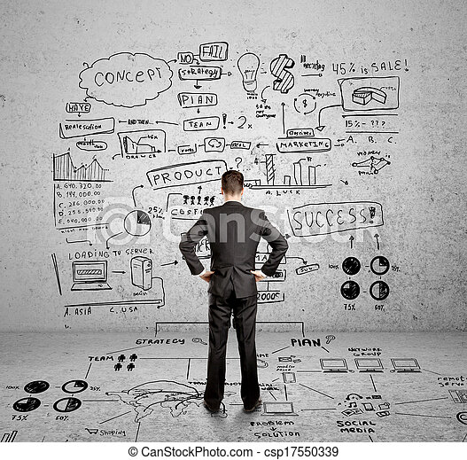 business concept - csp17550339