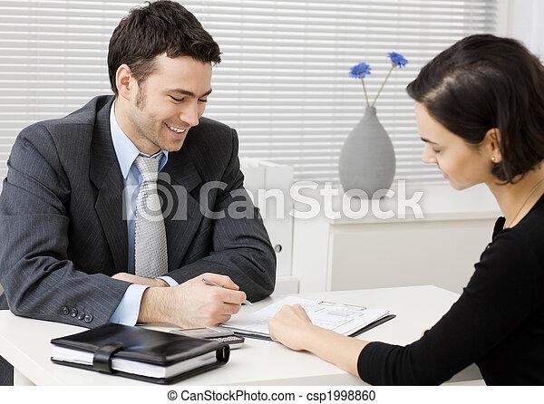 Business consultant - csp1998860