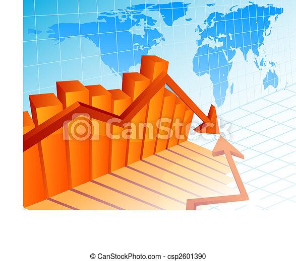 Business crisis - csp2601390