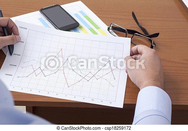 Business Data Analyzing - csp18259172