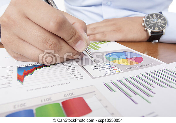 Business Data Analyzing - csp18258854