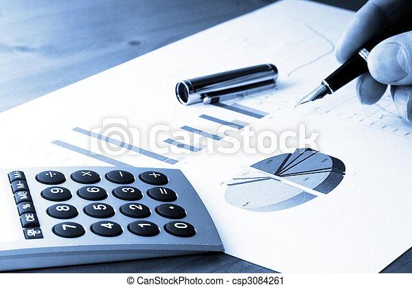 business data - csp3084261