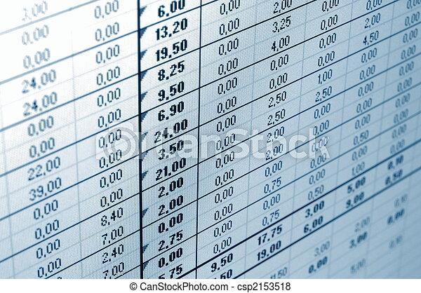 business data - csp2153518
