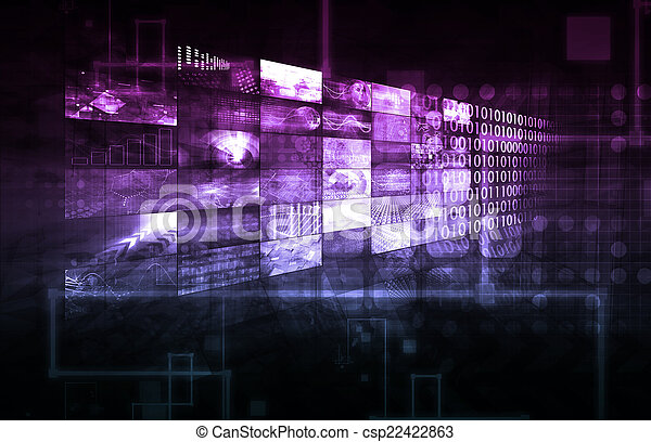 Business Data - csp22422863