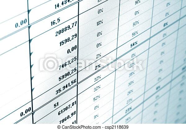 business data - csp2118639