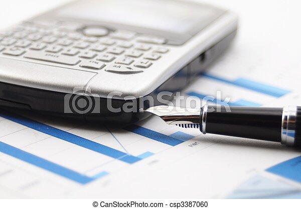 business data - csp3387060