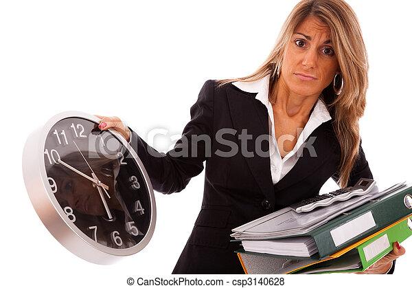Business deadline - csp3140628