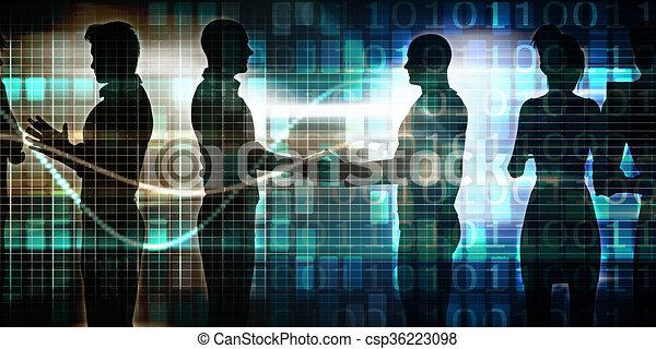 Business Development - csp36223098