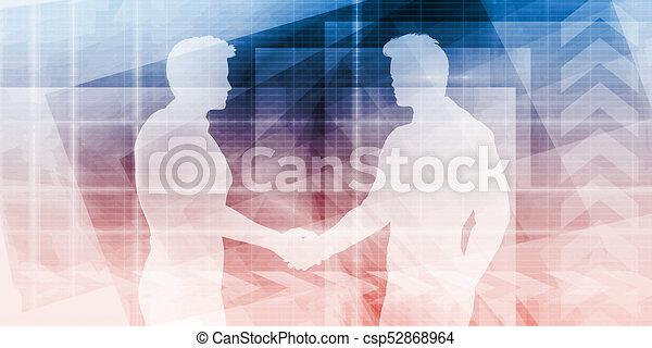 Business Development - csp52868964