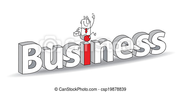 Business - csp19878839