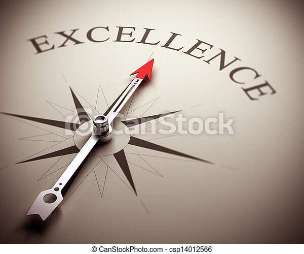 Business Excellence Concept - csp14012566