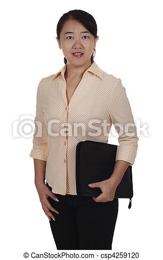 Business executive - csp4259120
