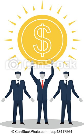 business financial success income growth fund rising make clip rh canstockphoto com business clip art pictures business clip art software