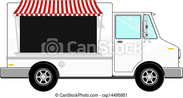 Ice Cream Food Truck Business