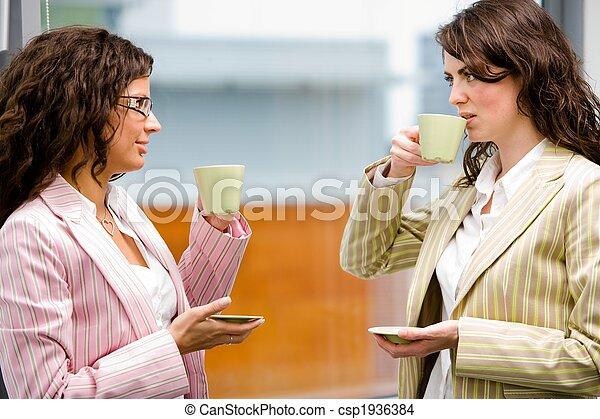 Business friendship - csp1936384