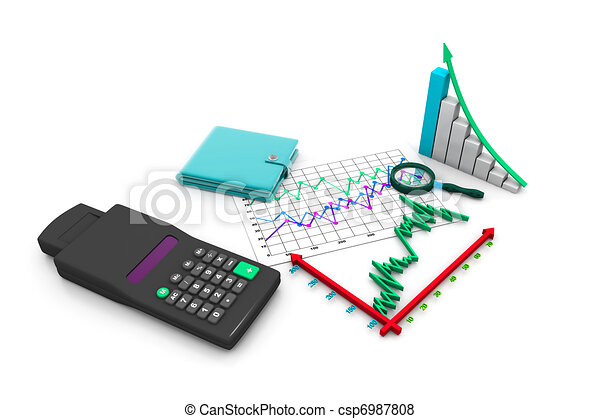 Business graph analyzing - csp6987808