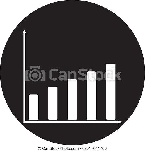 Business graph - csp17641766