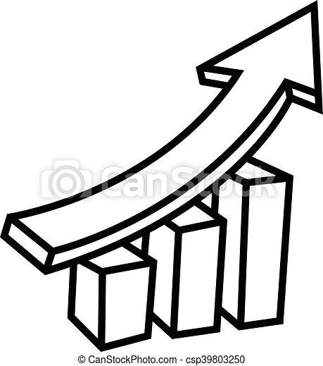 Business Graph - csp39803250