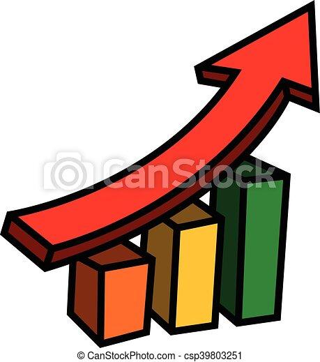 Business Graph - csp39803251