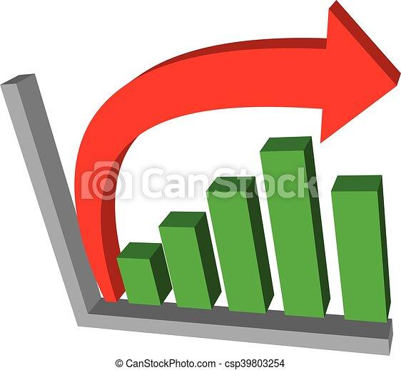 Business Graph - csp39803254