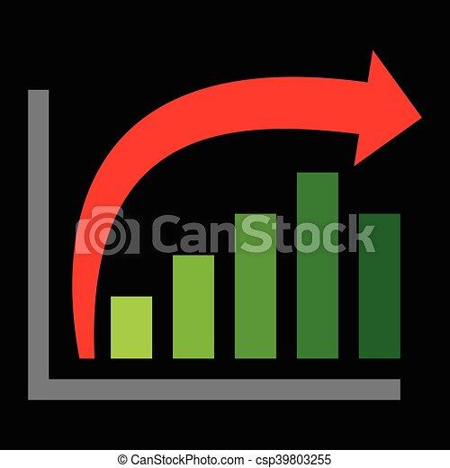 Business Graph - csp39803255