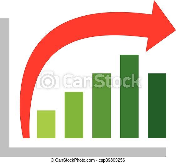 Business Graph - csp39803256