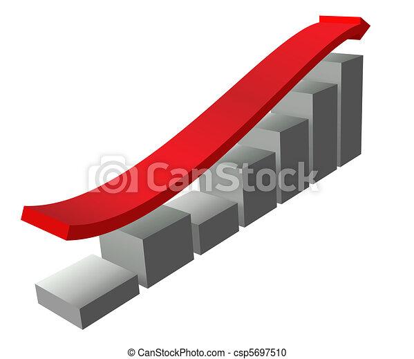 Business Graph - csp5697510
