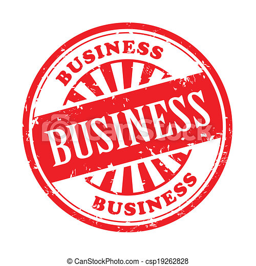business grunge rubber stamp - csp19262828