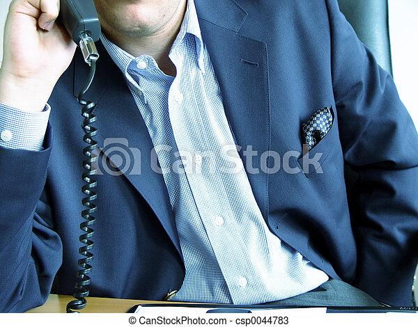 business, habituel - csp0044783